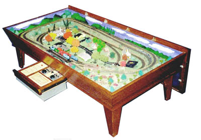 Exciting N Gauge Coffee Table Ideas - Best Image Engine - maxledpro.com  sc 1 st  tagranks.com & Stunning N Scale Coffee Table Photos - Best Image Engine - tagranks.com